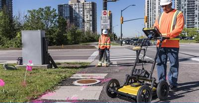 GROUND PENETRATING RADARS (GPR)