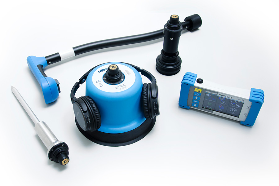 Another innovation from SebaKMT. HL 7000 Water Leak Detection Equipment in the Turkey market ...