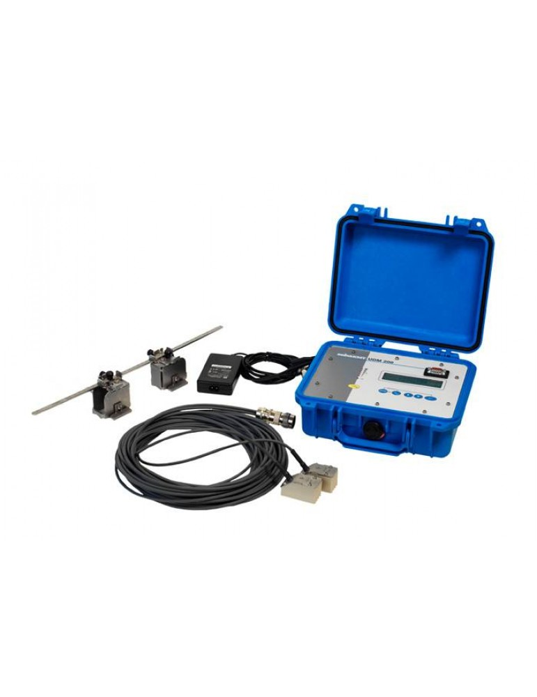 UDM 300 PORTABLE ULTRASONIC FLOWMETER