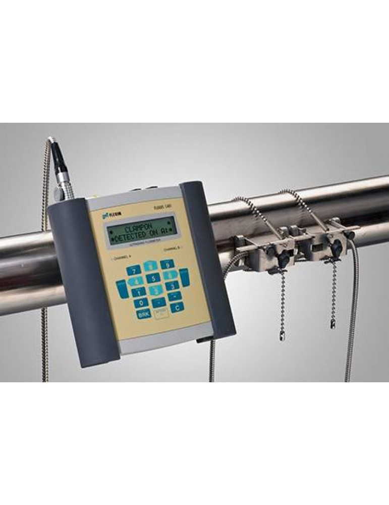 UDM 500 PORTABLE ULTRASONIC FLOW METER