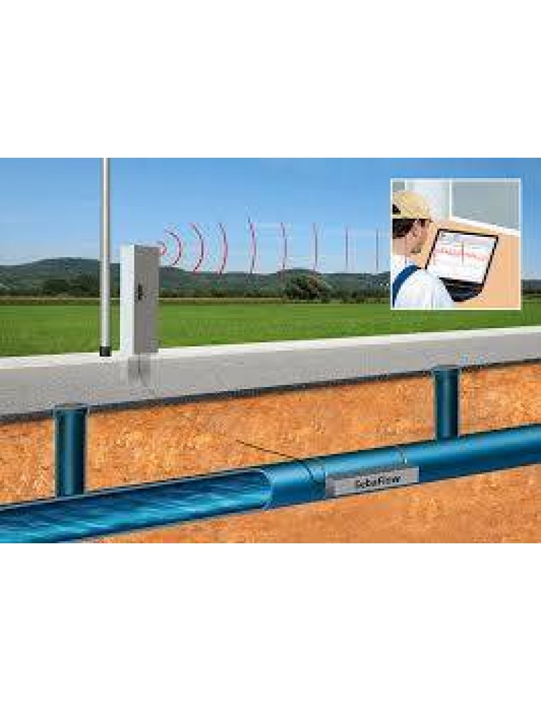 REMOTE FLOW AND PRESSURE MONITORING SYSTEM (SEBAFLOW)